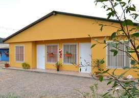 of16 - Cabaña para 2 a 4 personas con cochera en La Caldera