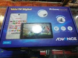 Tablet Advance Tv Digital Pr6150 Nuevo