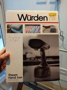 Plancha de mano vapor Wurden 1 usada