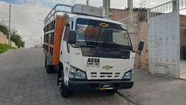Camión NKR II placas H 0choques flamante único dueño papeles al día cajón seminuevo