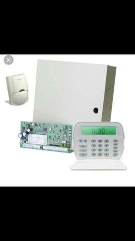 Reparación Y Programación Alarmas Casa