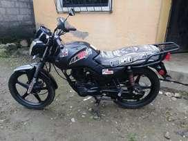 Se vende de oportunidad linda moto Axxo papeles al día
