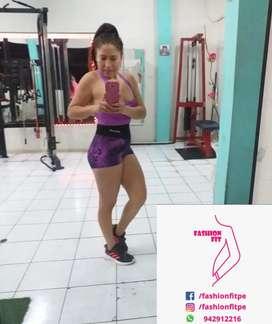 Ropa deportiva de marca para mujeres  (Mya line y naturalbody)