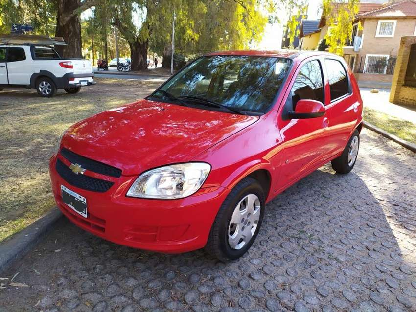 Chevrolet Celta 2013 5p Full 0
