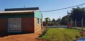 Vendo casa amplia - parque y pequeña construcción - oportunidad