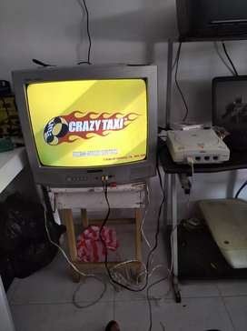 Vendo hermosa sega dreamcast perfecta