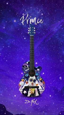 Guitarra Prince Dr.Fox.