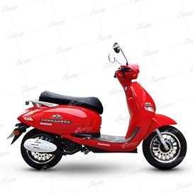 Motocicleta Ranger 150BWSS