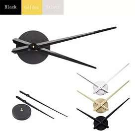 Maquinaria y Manecillas Reloj de Pared 3D 100x100 cm