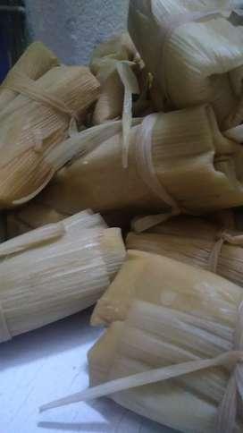 Tradicional Envueltos De Choclo