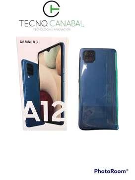 Teléfono SAMSUNG A12