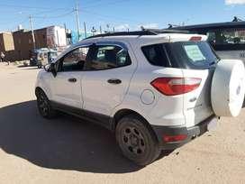 Camioneta SUV, Ford Ecosport. SE 2013 modelo  2014