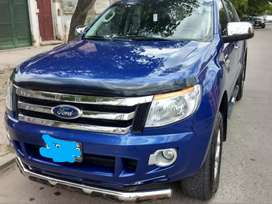 Vendo Ford Ranger 2015