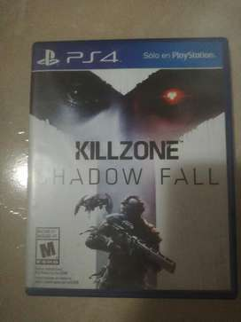 Vendo o intercambio KILLZONE SHADOW FALL