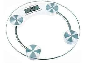 Bascula personal digital HASTA 180  Kl puedes controlar tu peso desde casa