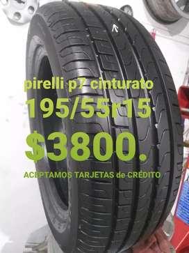 Neumatico pirelli p7 cinturato 195/55r15