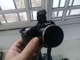 Camara Nikon Coolplix L820