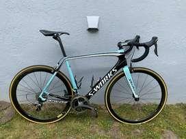 bicicleta profesional especialized
