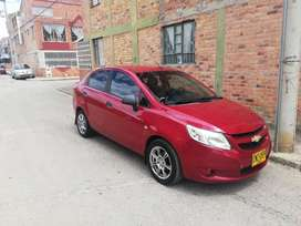Chevrolet sail ls 2013