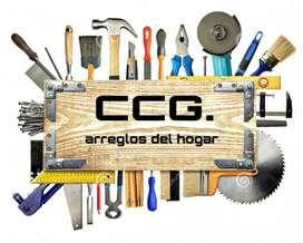 CCG arreglos del hogar