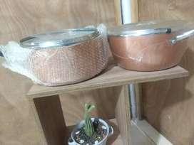 paila fritadora Color cobre