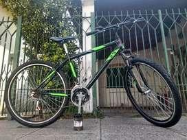 Bicicleta mountain bike rodado 29 peretti  nuevas!!!
