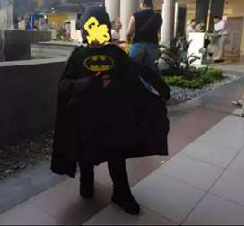 Disfras Superheroe Batman