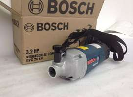 Vibrador de concreto Bosch