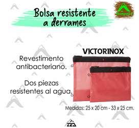 Bolsas de viaje Antiderrames VICTORINOX .