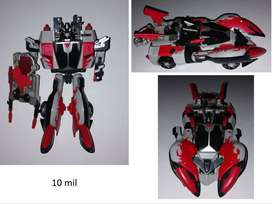 Transformers Override GTS (Cybertron Robots in Disguise)