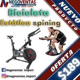 BICICLETA ESTÁTICA FITNESS EN OFERTA ÚNICA DE NEGOVENTAS
