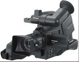 Camara video panasonic profesional
