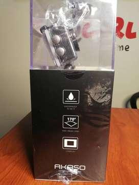 Cámara de acción AKASO EK7000 4k HDMI resistente al agua