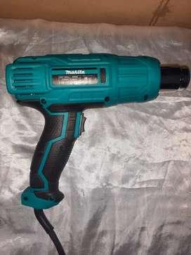 Pistola de calor con dos temperaturas