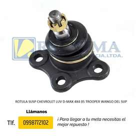 ROTULA SUSPENSION CHEVROLET LUV D-MAX 4X4, TROOPER WANGO