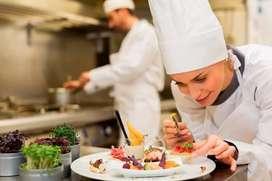 Busco socio chef