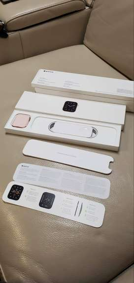 Apple Watch Series 6 44mm GPS + CELLULAR Pink Gold Aluminum Totalmente Nuevo