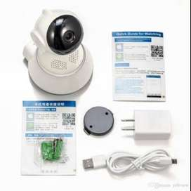 Cámara Ip Wifi Seguridad 360° Hd 2mpx Aplicación V380