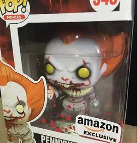 Funko Pop Pennywise, Exclusivo de Amazon