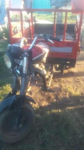 Vendo motocaro