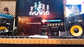 Blackstar Ht Blackfire Pedal Distorsión Namm '10 Ozzy