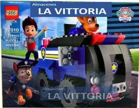 Legos Patrulla Canina