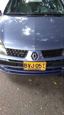 Renault simbol 1.6  modelo 2005