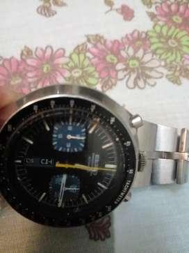 Vendo reloj seiko original tachymeter