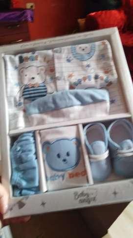 Ropones de bebé 100 %pima 30