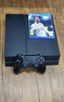 PS4 + FIFA  18