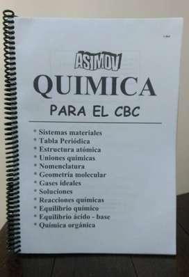*Química para el CBC* Editorial Asimov - 2° Edición