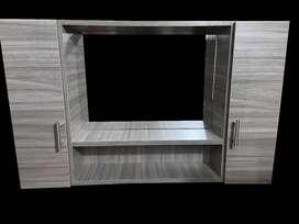 Gabinete Para Baño Con Espejo - Doble Puerta