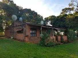 Hermoso campo 25 hectáreas con casa quinta