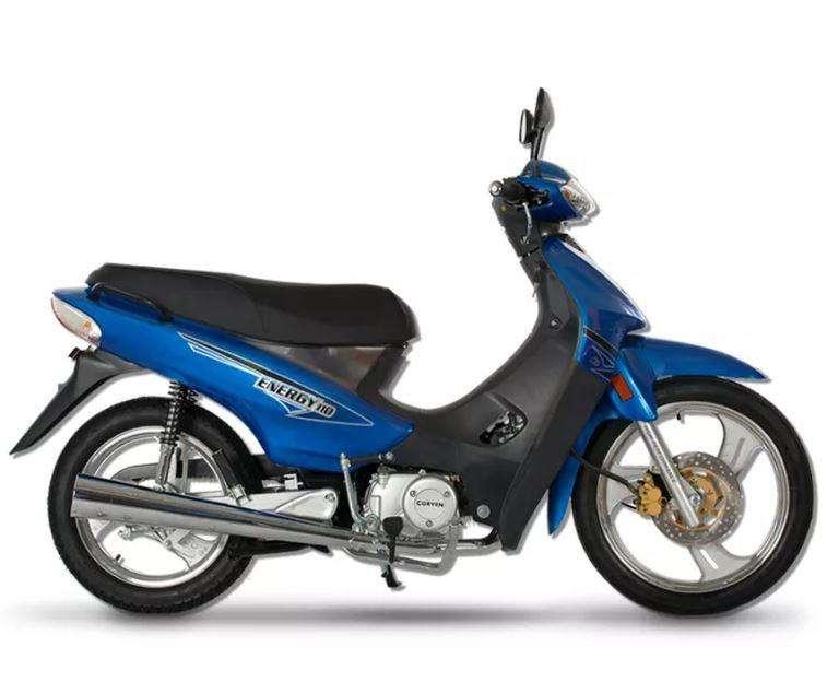 Moto Corven Energy C110 R2 Full 0 Km Muñoz Marchesi 0